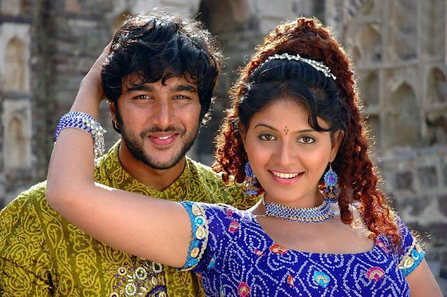 Maharaja Movie Sathya and Anjali