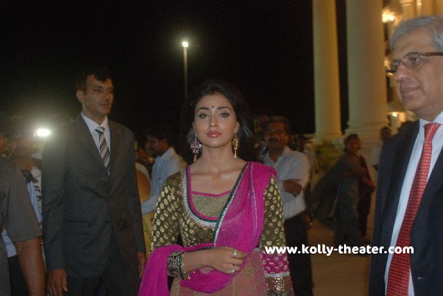 Simbu and Shriya @ Hiranandani Palace Gardens stills 11