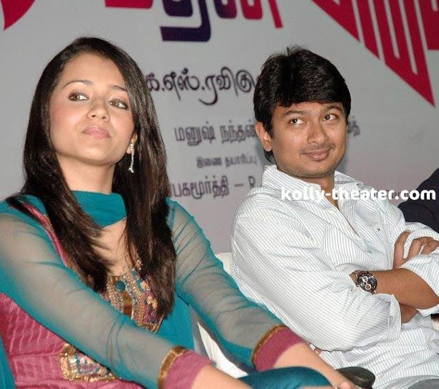 Manmadhan Ambu Movie Launch Stills 5