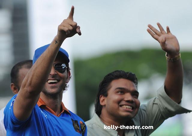 Bollywoord actors at IIFA srilanka stills