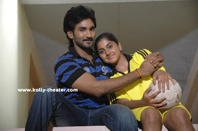 Aadhi plays coach in Ayyanar