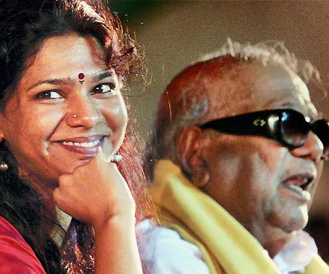 Kanimozhi-Next Producer from Kalaignar's Familyr