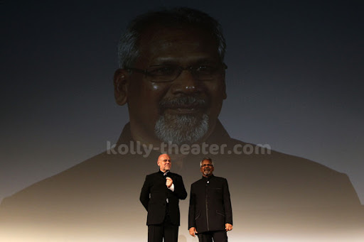 Mani Ratnam receives Jaeger-LeCoultre Glory Award at Venice
