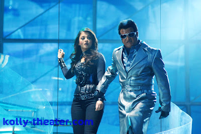 Endhiran Advance Booking Breaks Records