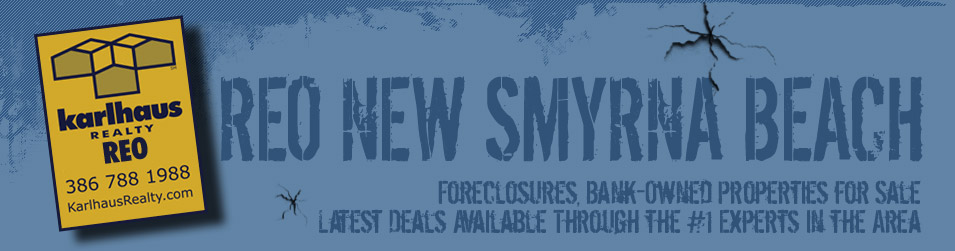 New Smyrna Beach  Foreclosures, Bank-Owned Properties, REO Real Estate For Sale