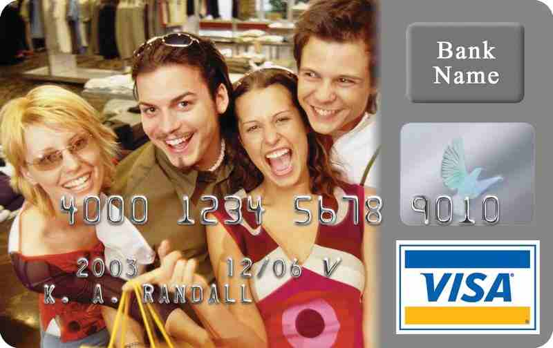 Credit cards have already become popular in