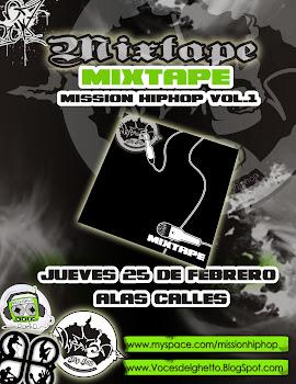 Mixtape 2010 Aportacion de Recarga Radio conducido por el Buen Mister Trauma