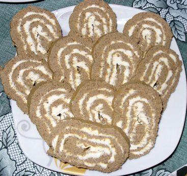Луковый пирог из слоеного теста фото