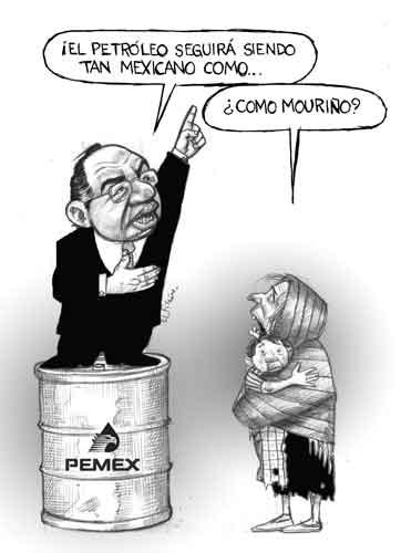 Felipe Calderon contra Chapo Guzman !!