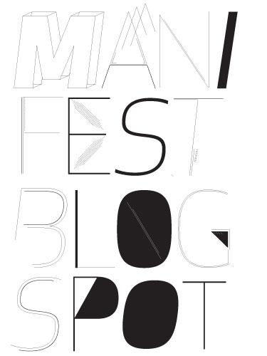 manifest blogspot
