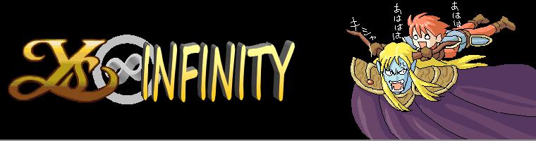 ∞ YS INFINITY ∞