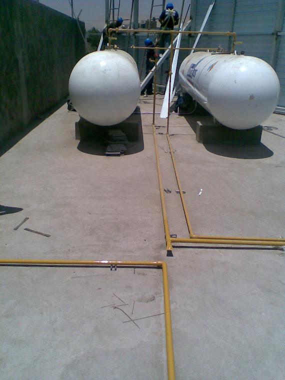 LINEAS DE GAS