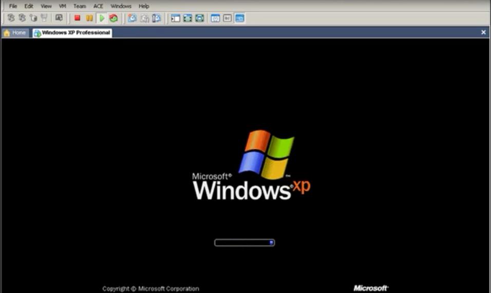 share your knowledge: CARA INSTALL WINDOWS XP DI VMWARE