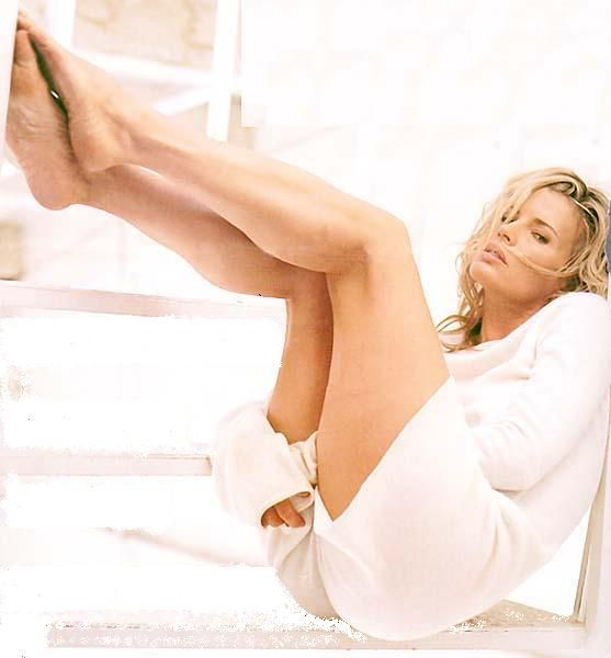 Celebrity Feet Site Kim Basinger Feet