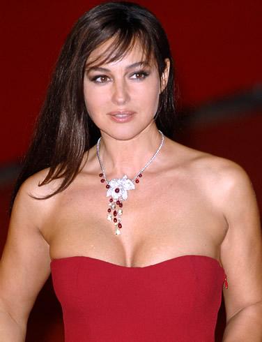 Monica Bellucci Bra Size Hot Bra Size Celebrities