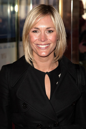Jenni Falconer is a gorgeous British television presenter