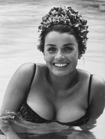 Senta Berger Bra Size: 38C Senta Berger is a lovely Austrian actress and