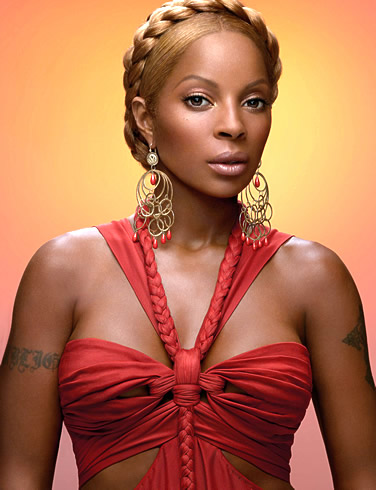 mary j blige hairstyles short hair. mary j blige hairstyles