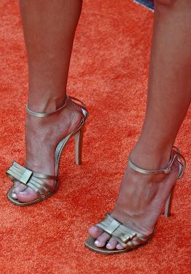 Denyce Lawton Feet