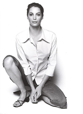 Christy Paul's Feet http://guessherlegs.blogspot.com/2012/12/christy-turlington-feet.html