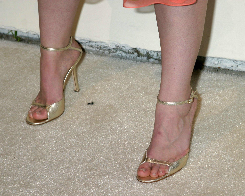 Elena Dementieva Feet