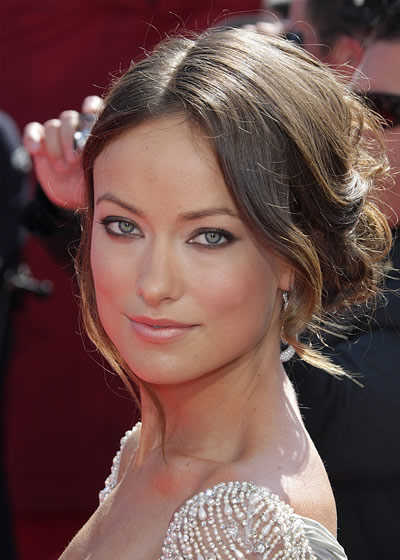 olivia wilde. Olivia Wilde seems to always