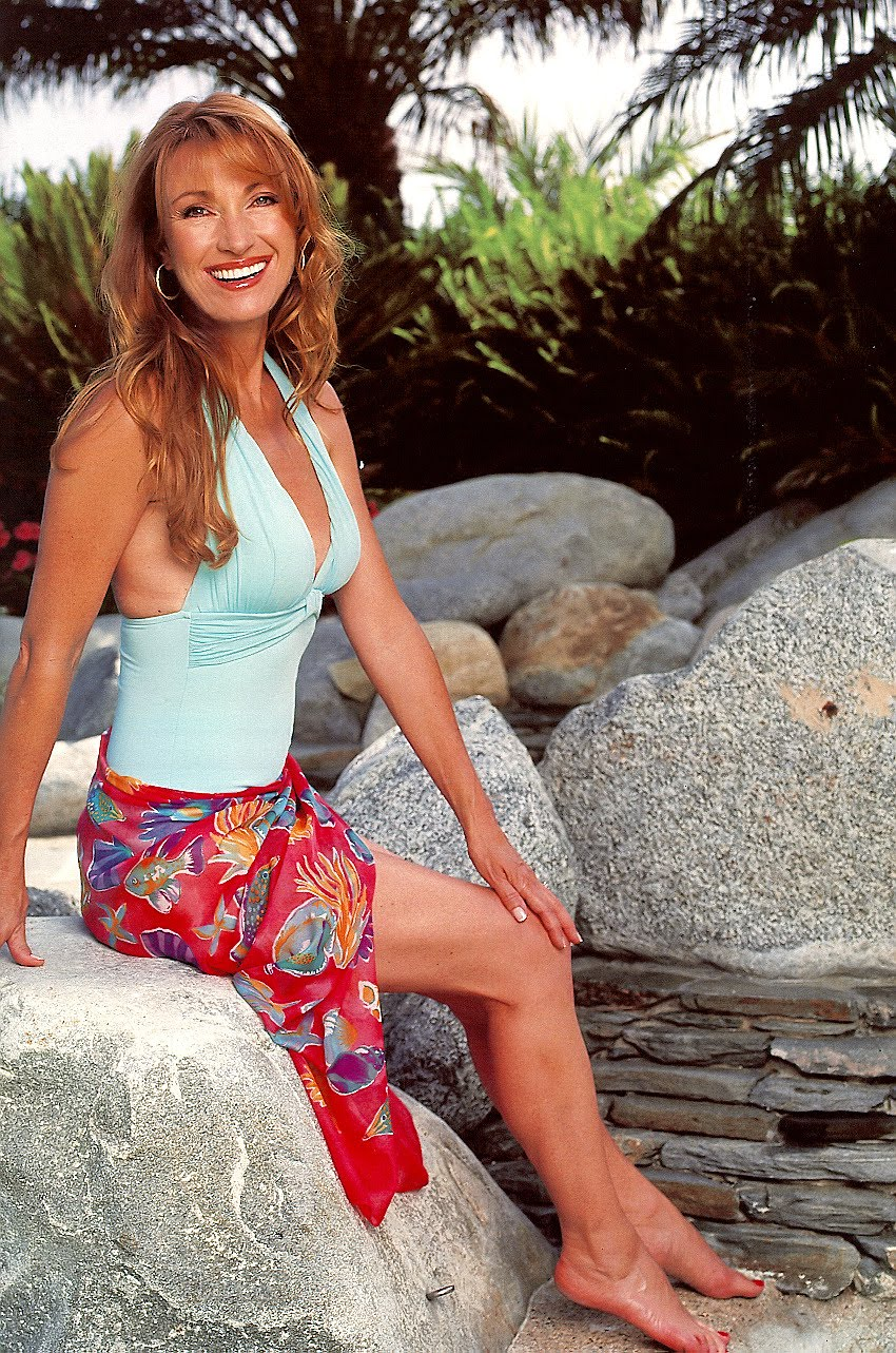 feet Jane seymour legs and