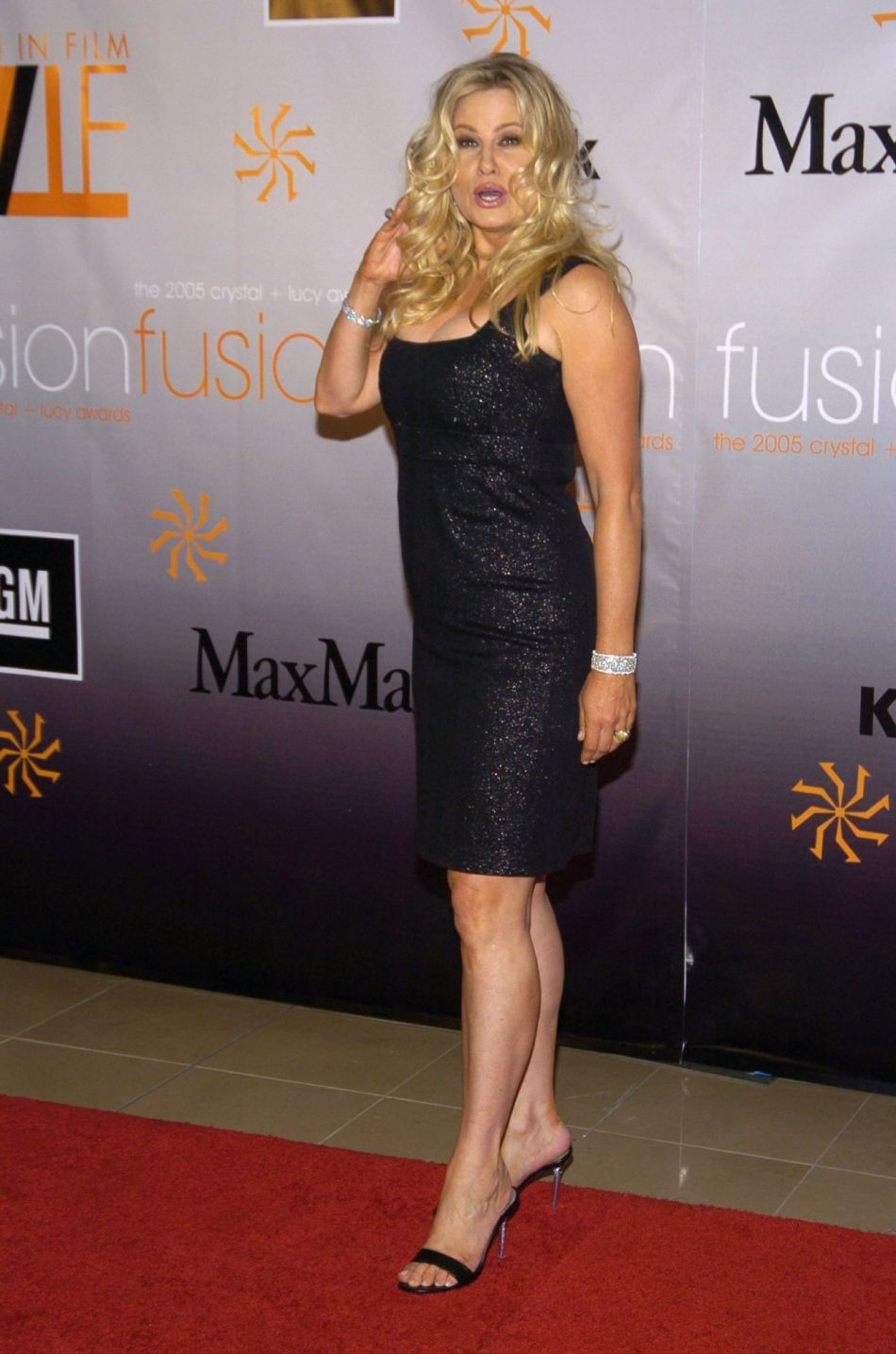 My Celebrity: Jennifer Coolidge Feet