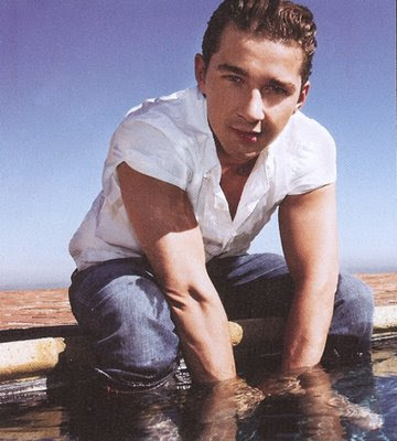 Sexy Shia LaBeouf Photos