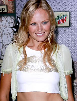 MALIN AKERMAN Celebrity