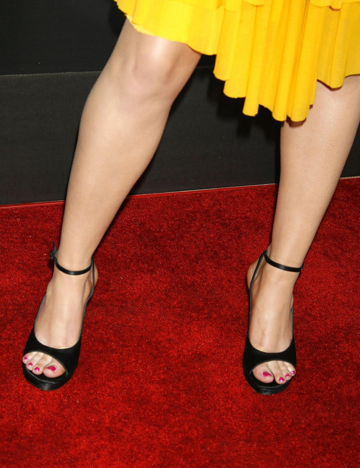 Mary Elizabeth Winstead Feet