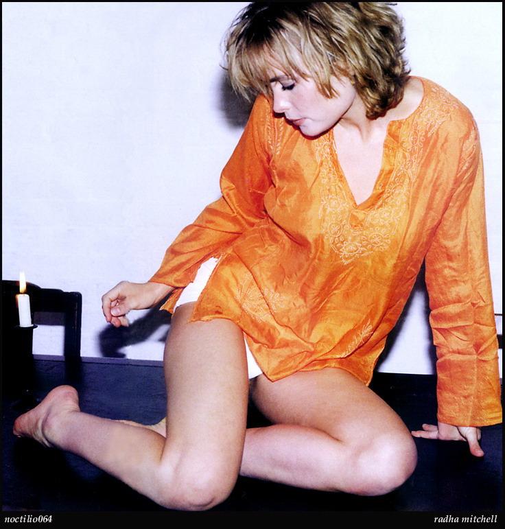 radka mitchell nude free pics