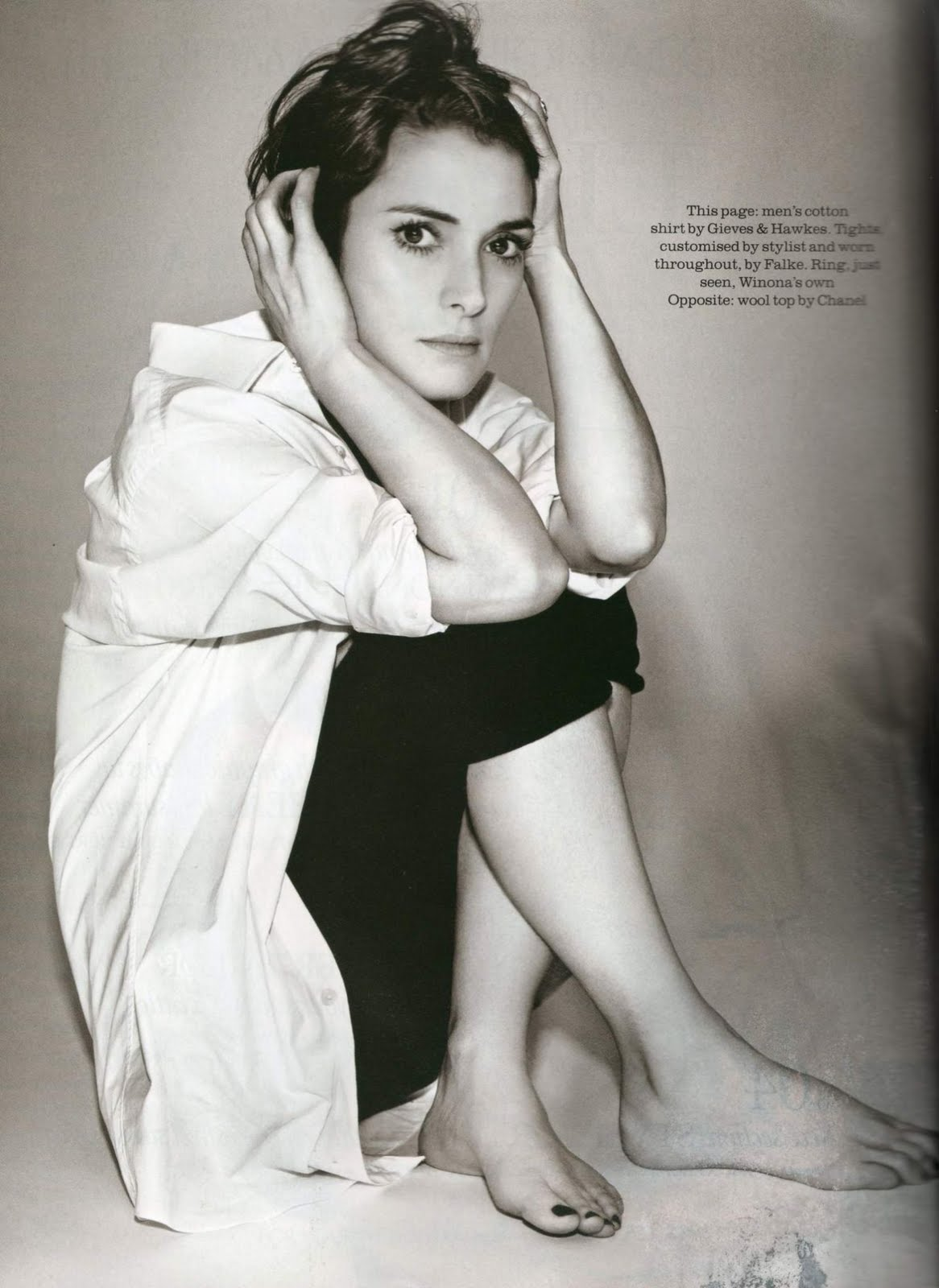 Related pictures famous winona ryder