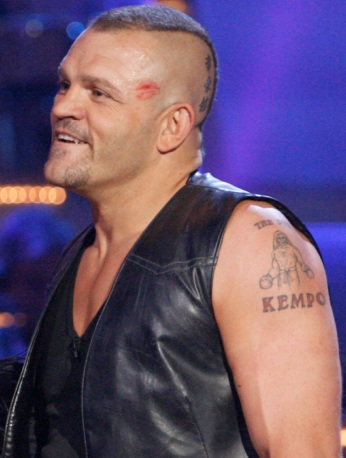 Chuck Liddell is a professional fighter, known as the former Ultimate
