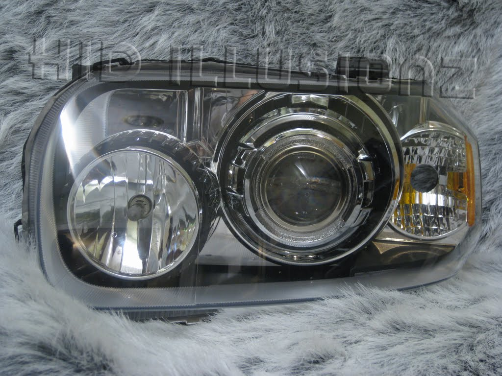 HID ILLUSIONZ: Ford Escape TSX Cayenne HID Projector ...