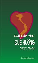 115 Lần Yêu Quê Hương Việt Nam