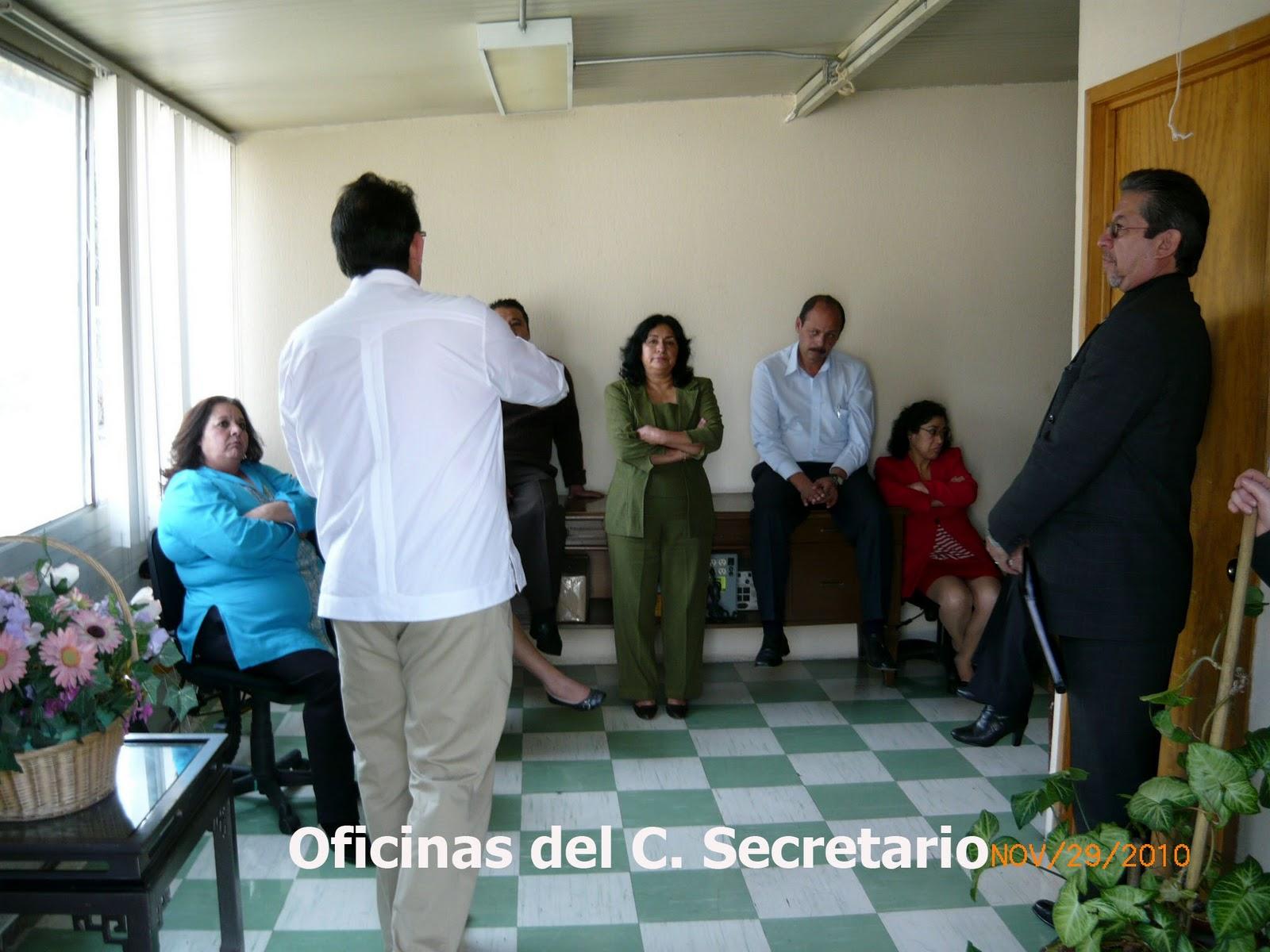 Sindicato nacional de trabajadores de la secretar a de la for Oficina estatal de empleo