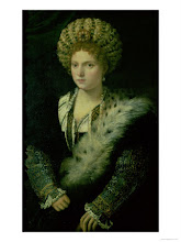 "Isabella d'Este, ""First Lady of the Renaissance"" (portrait by Titian)"
