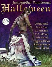 Just Another ParaNormal Halloween ~ The Tiger's Masquerade