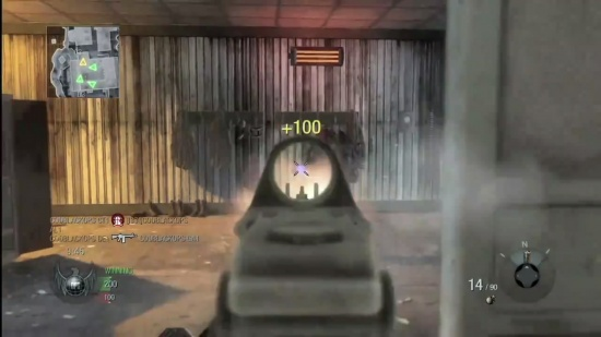 Call of Duty: Black Ops Multiplayer Gameplay