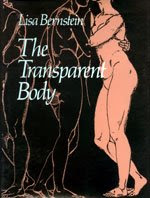 "cover the poetry book ""The Transparent Body"" by Lisa Bernstein from Wesleyan University Press"