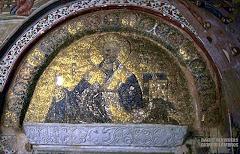 Mozaic vechi - Manastirea Vatopedu ATHOS