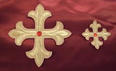 cruci grecesti pe vesminte preotesti