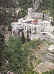 Manastirea Sfantul Pavel - Athos