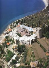 Manastirea DOCHIARU - Athos