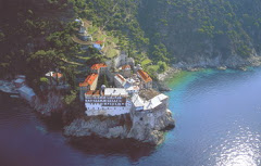 Manastirea GRIGORIU  -  Sfantul Munte ATHOS