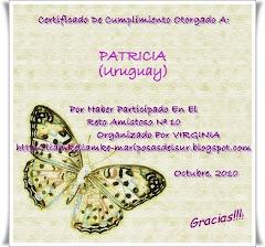 Mi certificado del reto nº10