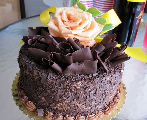 chocolate cake designs. Chocolate top Cake Decorating