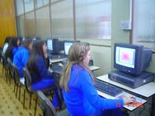 Aula na Informática