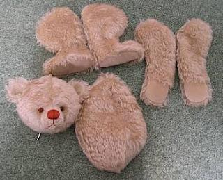 МК  по мишкам от Паула Картер